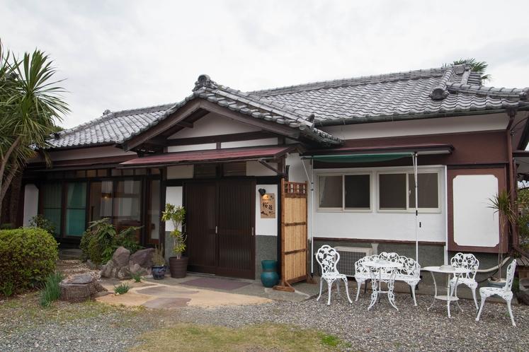 真鶴 民宿 桜荘 外観2