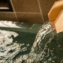 ◆水風呂湯口