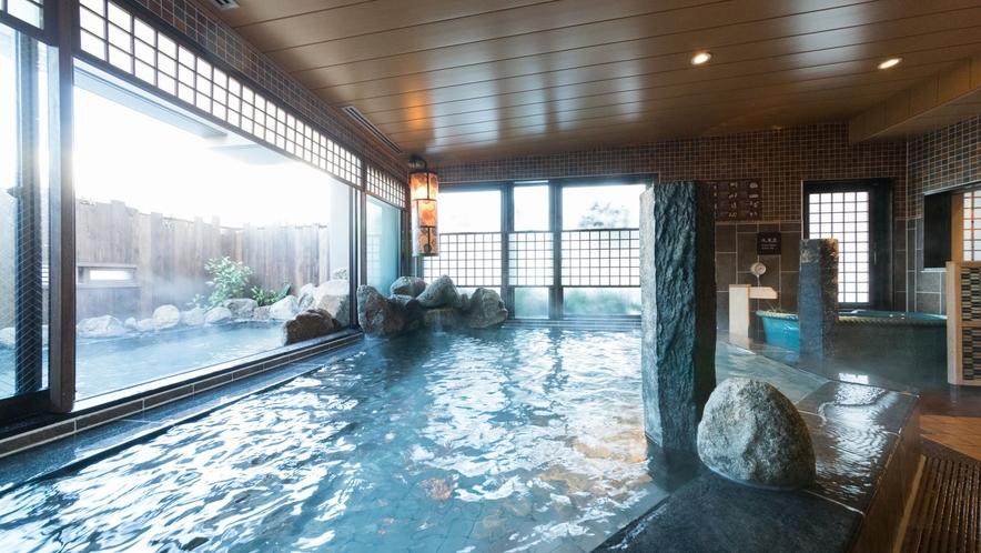 【女性】内風呂(湯温:41~42℃)アルカリ性単純温泉