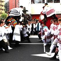 ◆松山道後秋祭り