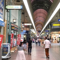 ◆松山銀天街①