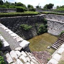 ◆松山城二之丸史跡庭園
