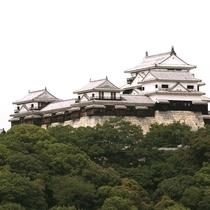◆松山城天守閣①