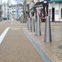 ◆松山ロープウェイ商店街③