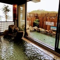 大浴場(松山城ビュー)
