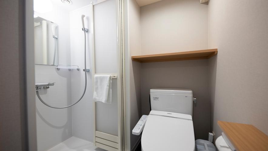 【客室】温水洗浄機能付きトイレ