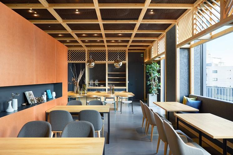 ◇OMOカフェ◇ご家族でのお食事も安心のスペース