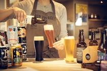 ◇OMOカフェ◇バータイムはクラフトビールはいかが?