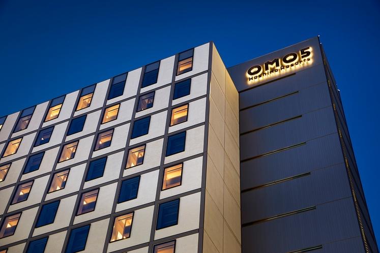 ◇外観◇大塚駅北口から真正面にホテルは立地しています
