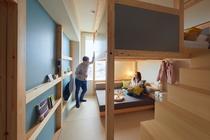 ◇YAGURA Room◇想い想いの過ごし方が叶う、秘密基地のようなゲストルーム