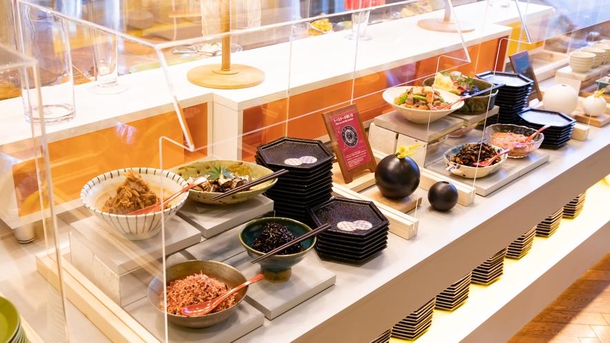 OMOカフェ&バル 朝食ビュッフェ料理イメージ