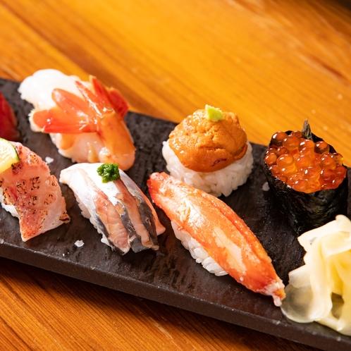 小西寿司のにぎり