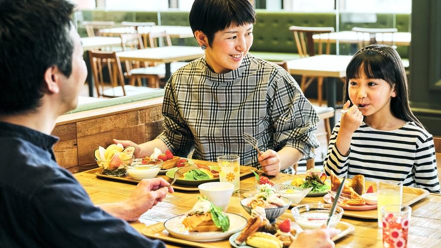 OMOカフェ&バル 朝食ビュッフェイメージ