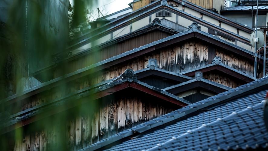 京都らしい町並みを愉しみながら東山散策