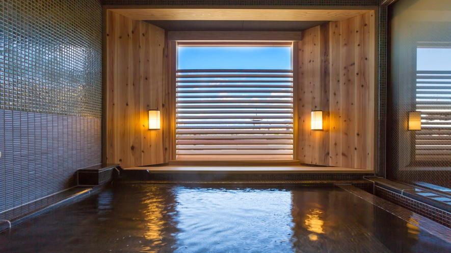 東山エリアのシンボル 八坂の塔を浴室内から遠望する貸切風呂「蕩 八坂to-yasaka」