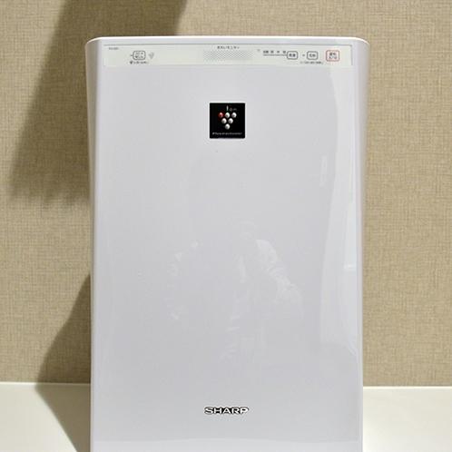 <客室備品>空気清浄機