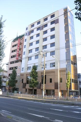 ホテル武蔵野の森 外観