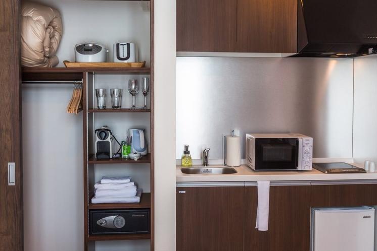 スタジオ キッチン