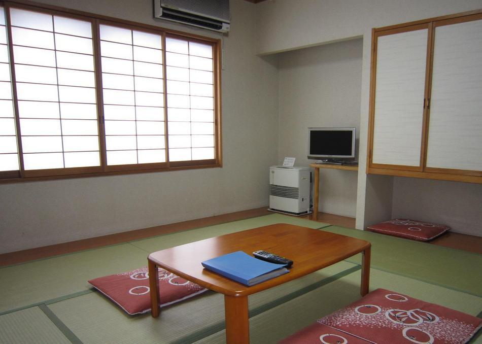当宿の和室です