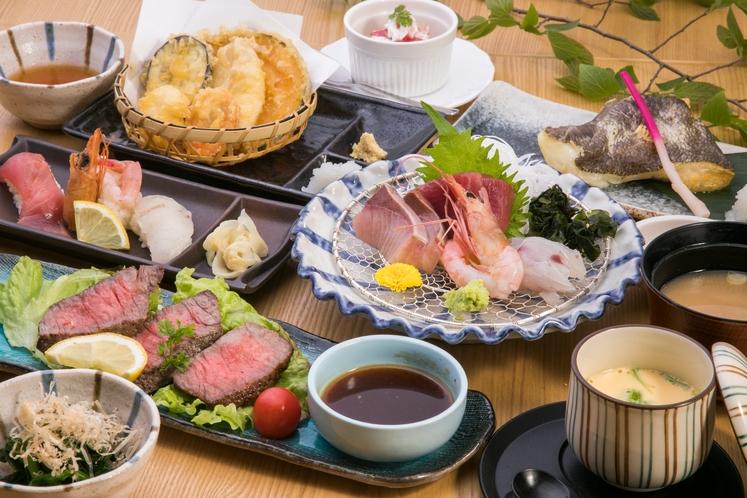 魚益 料理例