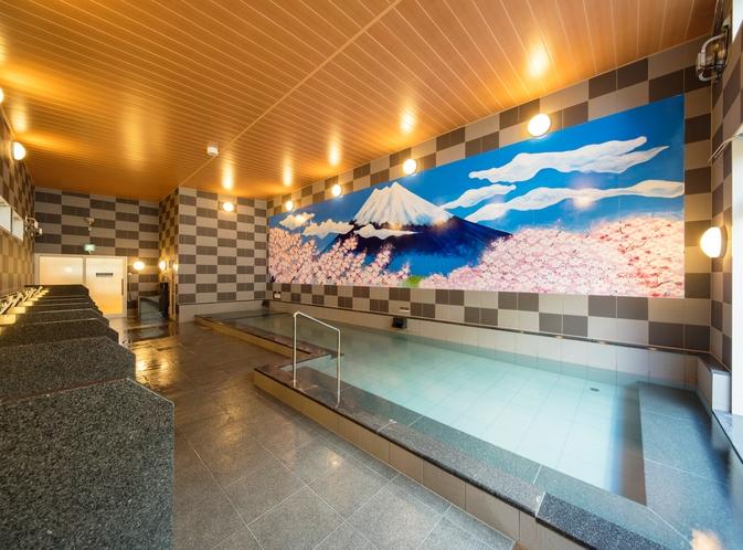 大浴場 「桜」