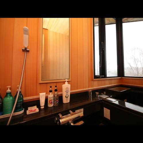 【特別室*展望風呂】選べるシャンプーとボディーソープをご用意