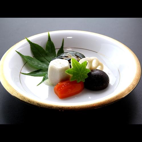 【夕食一例*夏】煮物
