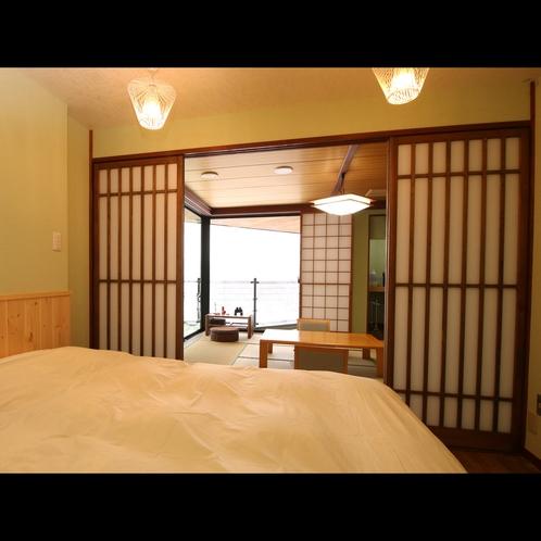 【スーペリア和室*和室10畳+Wベッド】