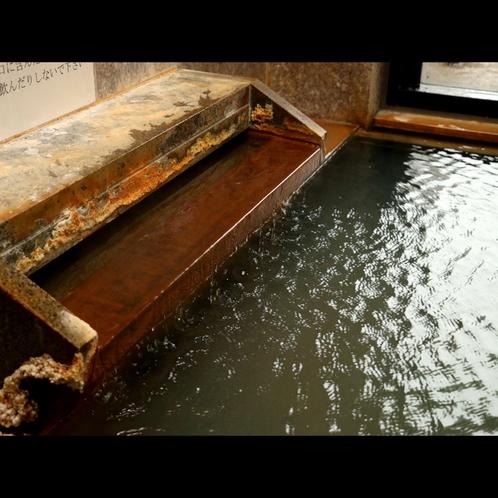 【貸切温泉】源泉かけ流しの天然温泉をお楽しみください