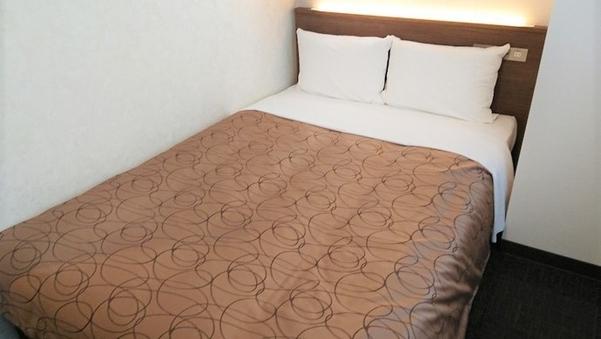 セミダブルルーム<禁煙◆ベッド幅130センチ>