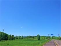 下川町内は自然がいっぱい