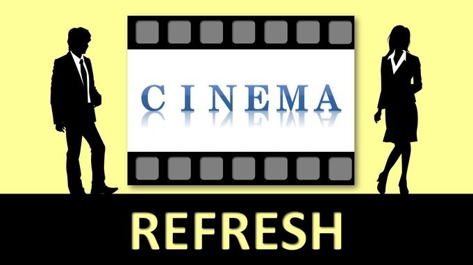 【有料放送見放題】【素泊り】VOD1日見放題券付 映画タイトル約300タイトルが見放題