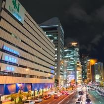 大阪駅前★最寄駅から乗り換えなし!