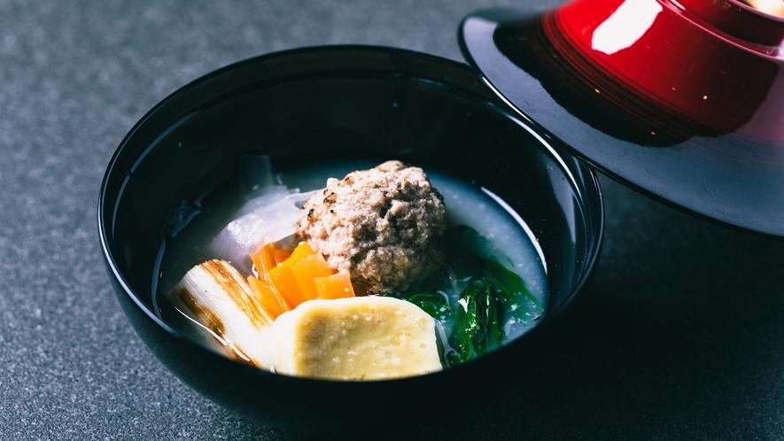 ◆御湯の夕餉◆ 冬