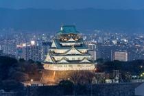 大阪の名所 大阪城