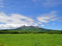 【景色】火山活動の続く駒ヶ岳