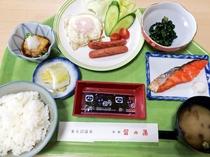 【朝食】和定食をご用意いたします