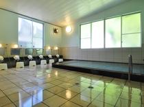 【大浴場】明るく広々とした大浴場。清々しい気持ちでご入浴できます。(女湯)