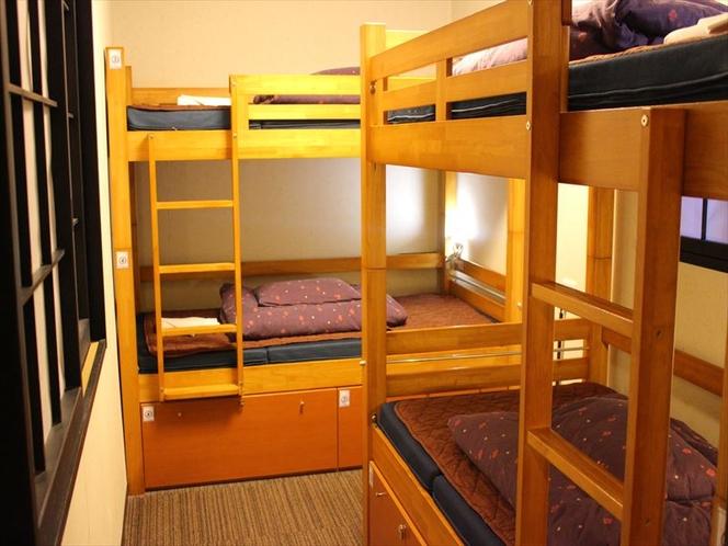 4名個室 4 bed private room