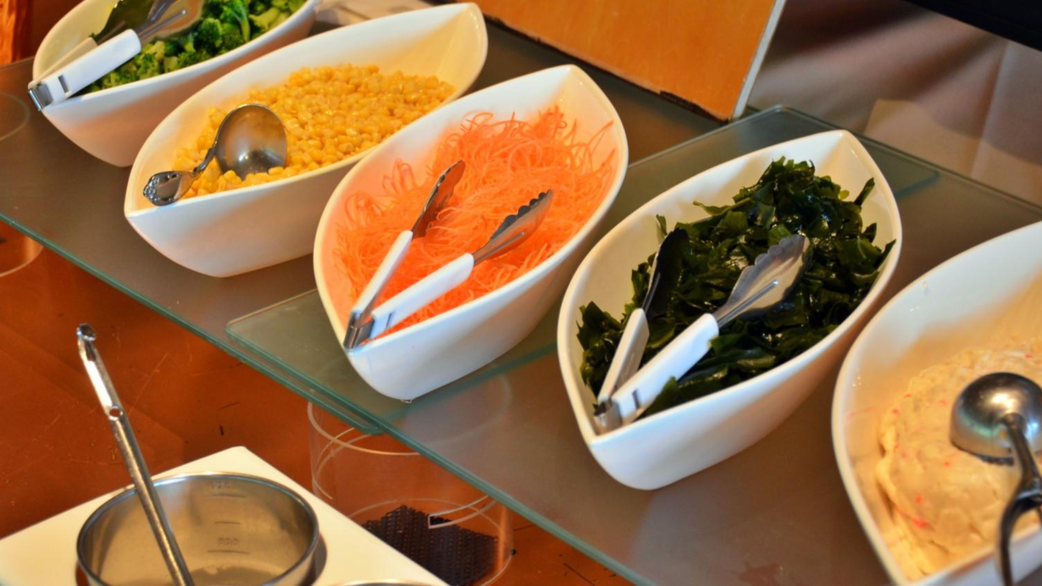 *[限定サービス朝食]ザ・グリーンリーフ・ニセコビレッジの朝食ビュッフェは営業時間6:30〜9:00