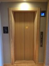 エレベーターも完備しております!