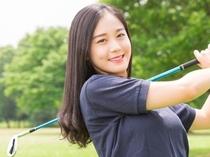 RBvilla周辺にはチャンピオンコースのゴルフ場もあり、滞在してのプレイが楽しめます。