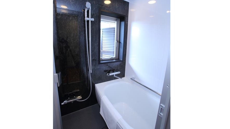 和室・和洋室はバストイレ別。ゆったりとご入浴をお楽しみいただけます。