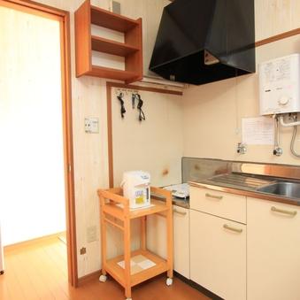 おまかせ部屋 自炊OK 【キッチン・バス・トイレ付】