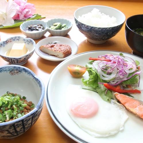 【朝食】元気モリモリ♪しっかり食べて観光を楽しんでください!