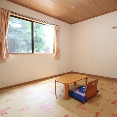 【お部屋】広々洋室のお部屋はキッチン付き♪