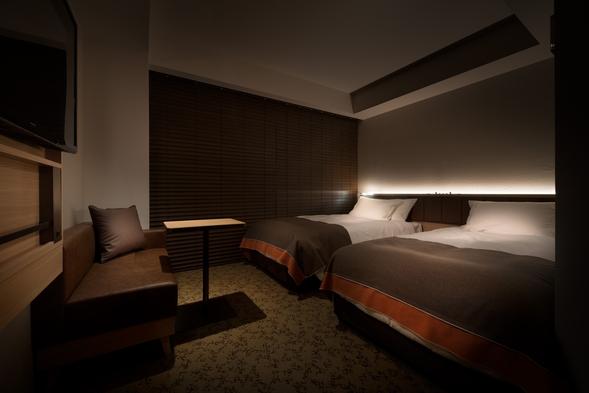 【ファミリーやご友人でのご利用におすすめ】ツインルーム2室で隣室確約プラン