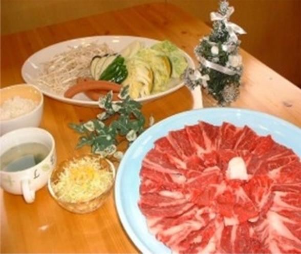 一泊二食(焼肉2)