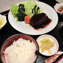 日替定食(ハンバーグ)<8Fコロニー>