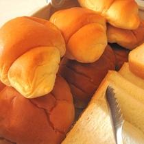 バイキングのパン<朝食>
